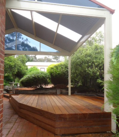 Decking Pergolas Plus