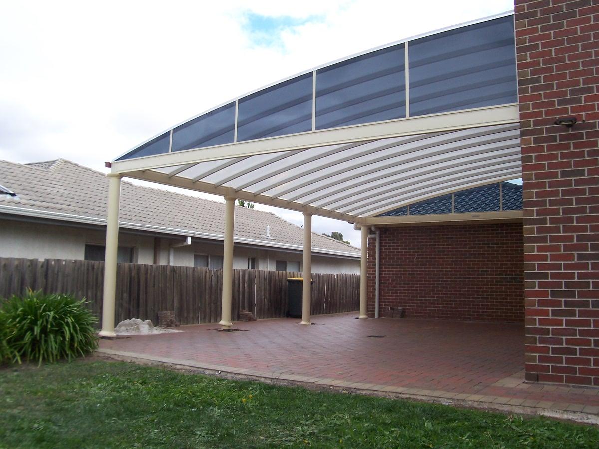 Custom Steel Carport Designs : Custom designed steel pergolas verandahs carports