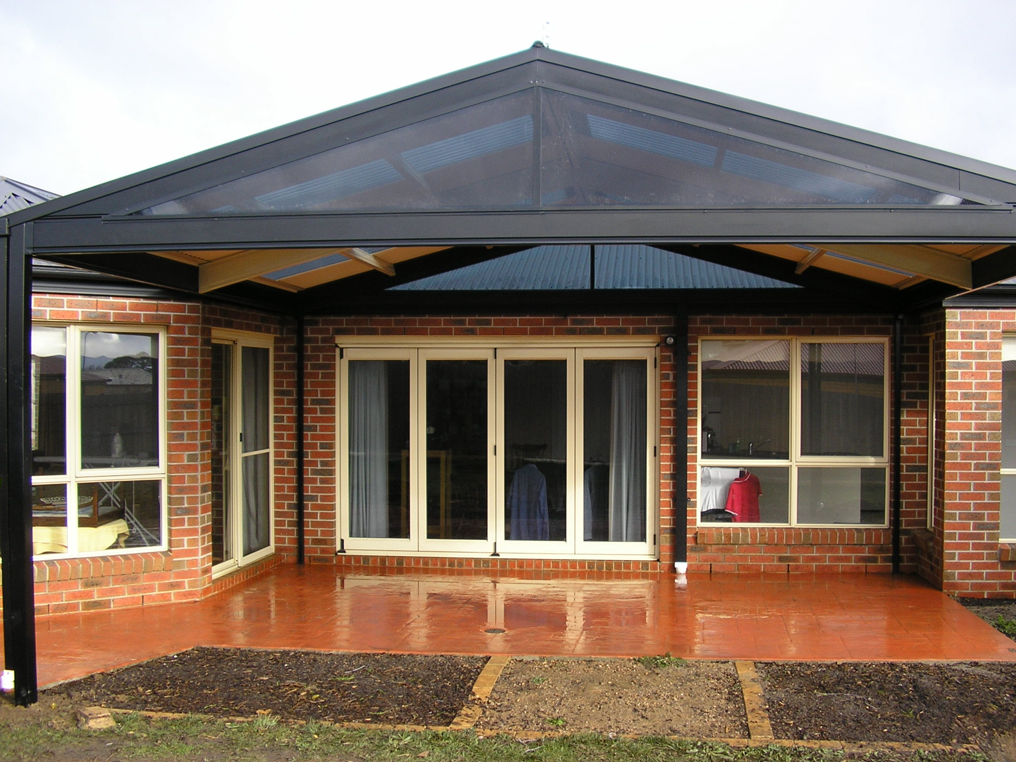 Roof Styles - Pergolas Plus