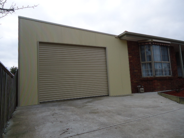 Carport Roller Door For Carport