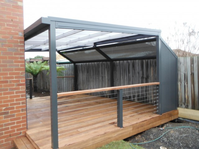 You Can See An Example Of Our Steel Framed Timber Decking At Display House Is Located 1 Mitchells Lane Sunbury Melbourne