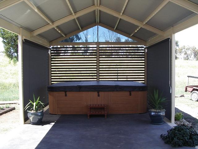 Spa And Pool Enclosure