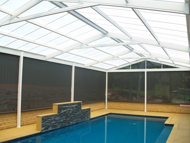 Spa And Pool Enclosure