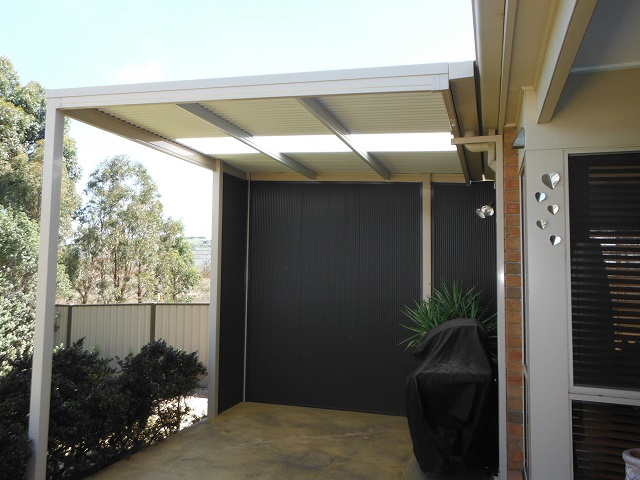 Pergolas And Verandahs
