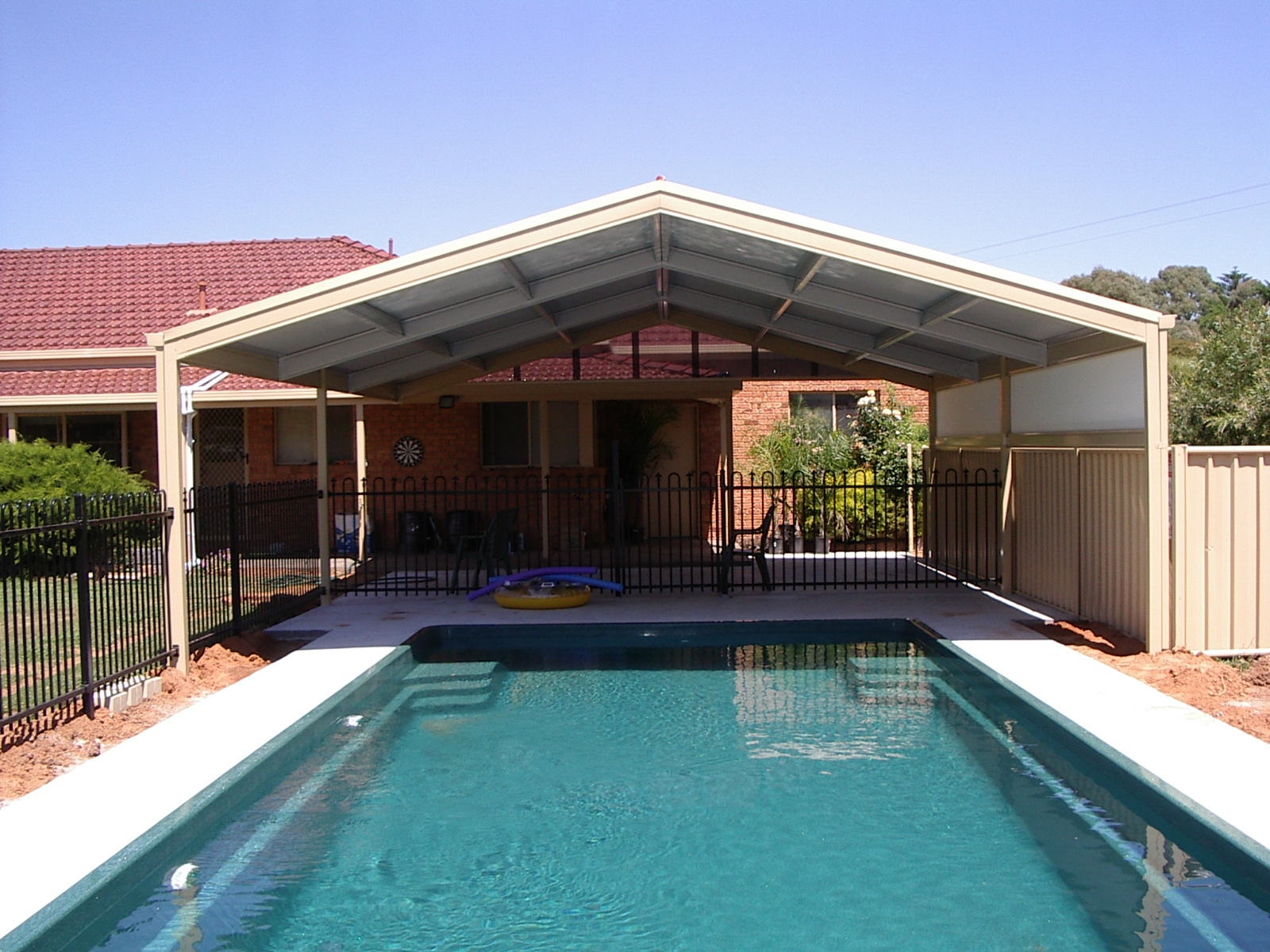 Custom House Design Online Spa And Pool Enclosure